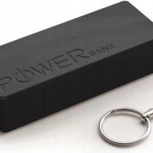 Powerbank Powerbank Esperanza Extreme Quark 5000mAh Czarny