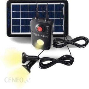 Powerbank PowerWalker Solar 4400mAh Czarny (10120440)