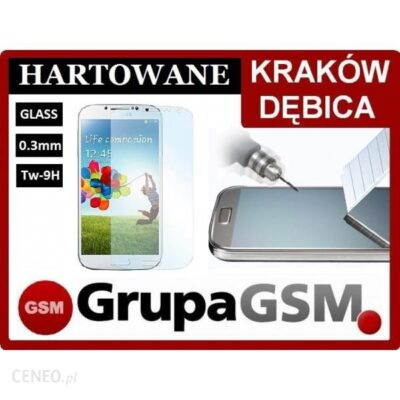 Premium Glass Folia Szkło Hartowane Na Ekran - Xiaomi Mi4C / Mi4I (HSOXIA002)