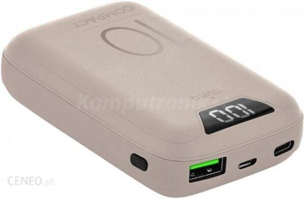 Powerbank Puro Compact 10000mAh USB-A