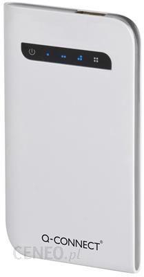 Powerbank Q-Connect 3000mAh Srebrny (KF17256)