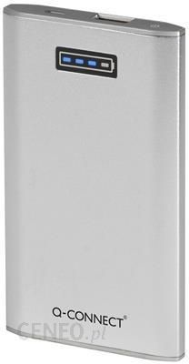 Powerbank Q-Connect 5300mAh Srebrny (KF17257)