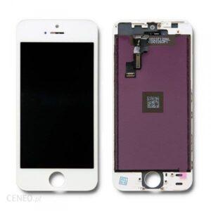 Qoltec Wyświetlacz Dotykowy Lcd Do Iphone 5Sse Ramka Biała (50732)