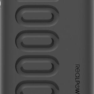 Powerbank Realpower 10000mAh Czarny (PB-10000PD)