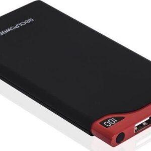 Powerbank Realpower PB-6000S 6000mAh Czerwony (218548)