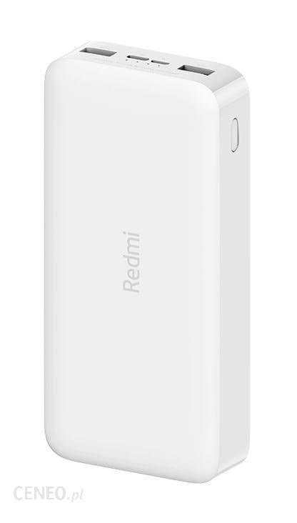 Powerbank Redmi 20000mAh Biały (PB200LZM)