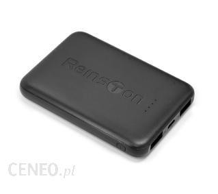 Powerbank Reinston 5000mAh czarny (EPB017)