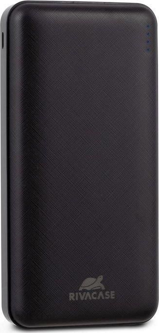 Powerbank RivaCase 20000mAh Czarny (VA2120)