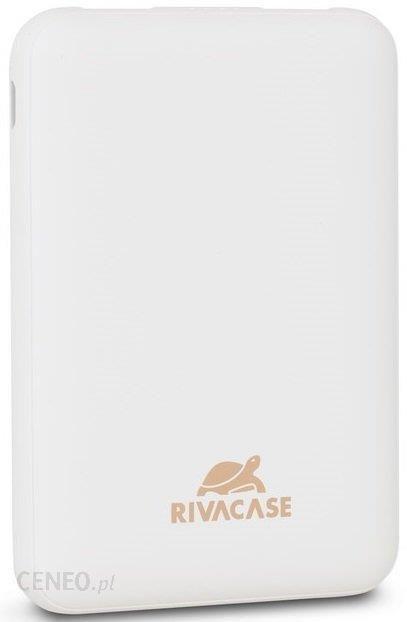 Powerbank RIVACASE 5000mAh Biały (VA2405)