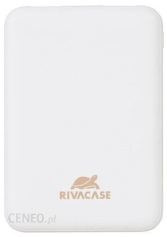 Powerbank RIVACASE Rivapower 10000mAh Biały (VA2410)
