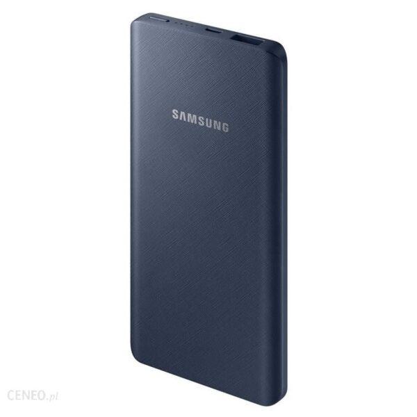 Powerbank Samsung ULC Battery Pack 5000mAh granatowy (EB-P3020CNEGWW)