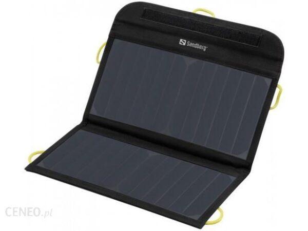 Powerbank Sandberg Ładowarka Solar 13W 2xUSB (42040)