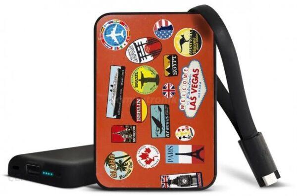 Powerbank Smartoools MC5 CARD TRAVEL 5000 mAh (mc5travel)