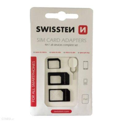 Swissten Adapter Sim