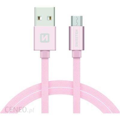 Swissten Kabel USB - Micro USB 1