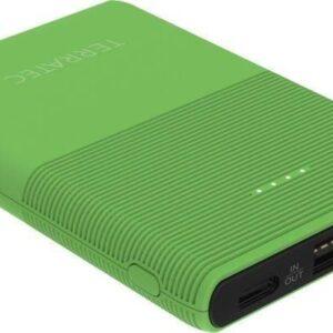 Powerbank TerraTec P50 5000mAh Zielony