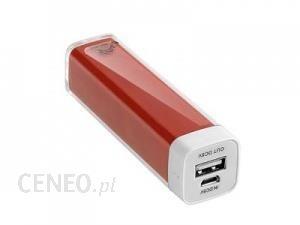 Powerbank Tracer Mobile 2600mAh Czerwony (TRABAT44379)