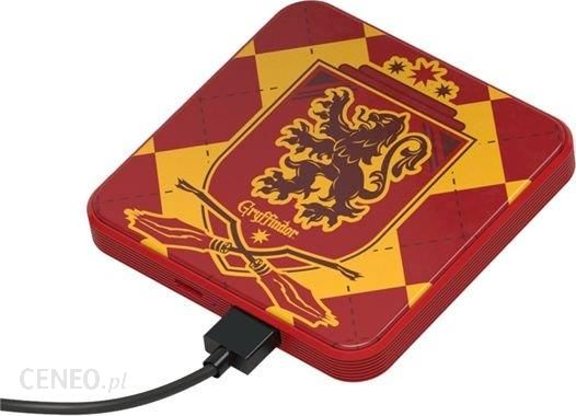 Powerbank Tribe 4000mAh Harry Potter (Griffindor)