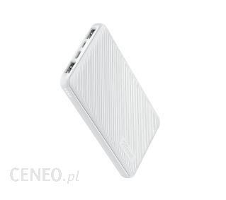 Powerbank Trust Primo Ultra-thin 10000 mAh biały