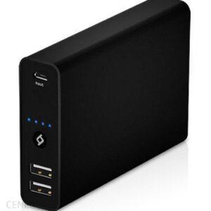 Powerbank Ttec Powerup Jumbo Universal 13000mAh Czarny (TPOWERUPJUMBO13000K)