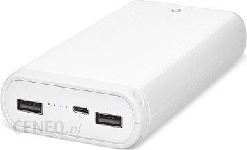 Powerbank TTEC S20000 20000mAh biały (2BB121B)