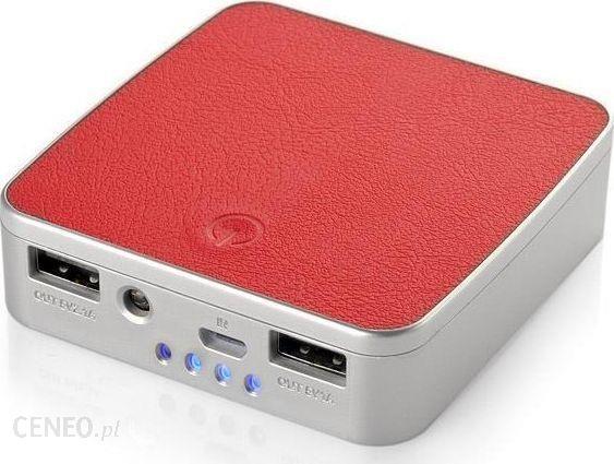 Powerbank Upominkarnia HIDE 7800mAh Czerwony