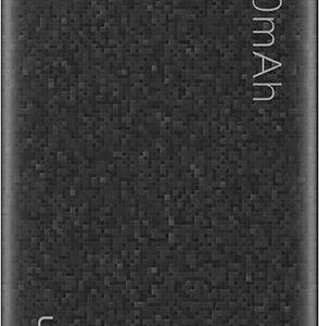 Powerbank Usams Mosaic 5000mAh czarny (5KCD2001)