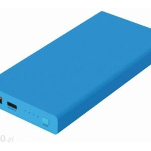 Powerbank VIGGO DESIGN 10000mAh PD 18W Niebieski