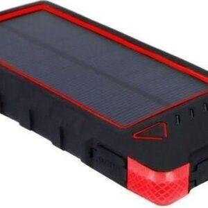 Powerbank Viking Akula II 16000mAh Czerwony (AKU016RED)