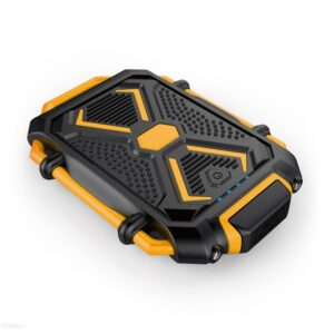 Powerbank Wesdar 10000Mah M555029 Żółty