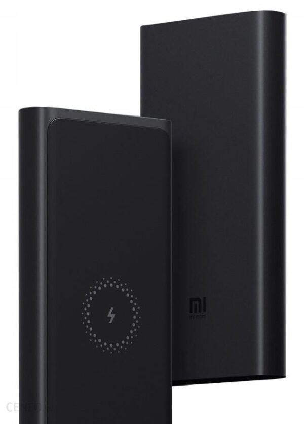 Powerbank Xiaomi 10000mAh Czarny (PLM11ZM)