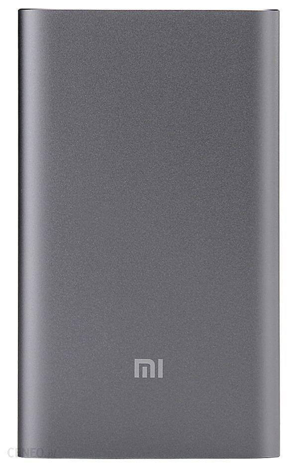 Powerbank Xiaomi 10000mAh PRO szary (PB99)