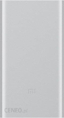 Powerbank Xiaomi Mi 10000mAh 2ge 2017 Srebrny (PB100SR)