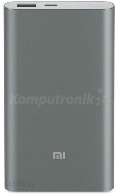 Powerbank Xiaomi Mi Power Bank Pro 10000mAh Szary (16439)