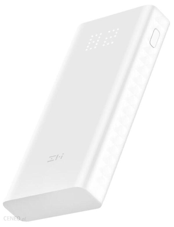 Powerbank Xiaomi ZMI 20000mAh Biały (PB122)