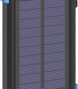 Powerbank Xlayer Plus Solar Wireless 10000mAh Niebieski (217168)