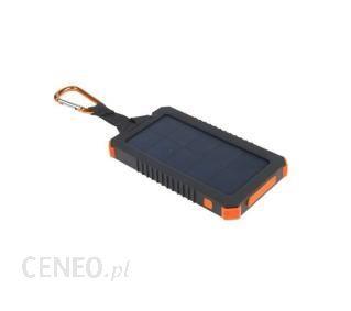 Powerbank Xtorm Solar Charger 5000mAh Pomarańczowy (XR103)
