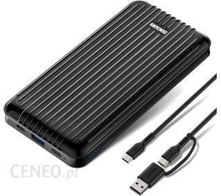 Powerbank Zendure A6PD 20100mAh czarny (245694)