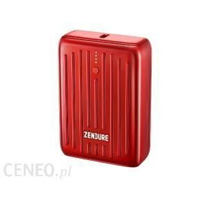 Powerbank Zendure SuperMini 10000 mAh 18W (czerwony)