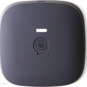 Powerbank Zens Portable Power Pack 5200mAh Czarny (ZEPP02B/00)