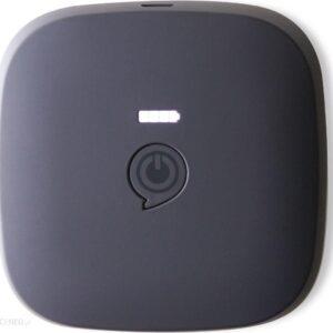 Powerbank Zens Portable Power Pack 7800mAh Czarny (ZEPP03B/00)